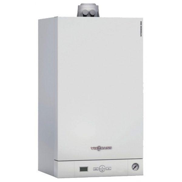 Газовый конденсационный котел Viessmann Vitodens 050-W (BPJC) 4,7-24 кВт