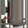 Грунтовый тепловой насос, без охлаждения, встроенный бойлер ГВС 200 л. IDM iPump T 3-13 (13.28 кВт) 1494