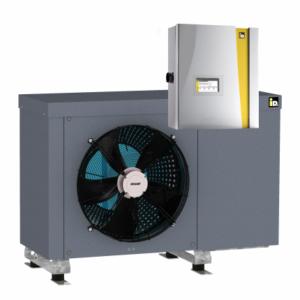 Тепловой насос воздух-вода + 30% ГВС, IDM TERRA ML 11-18 HGL (16.21 кВт)