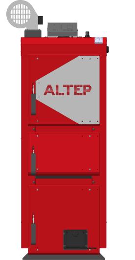 Твердотопливный котел с автоматикой Altep DUO UNI Plus (KT-2EN) 75 кВт
