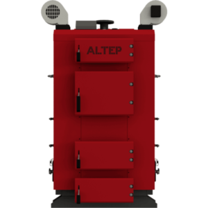 Промышленный твердотопливный котел Altep TRIO (KT-3E) 80 кВт