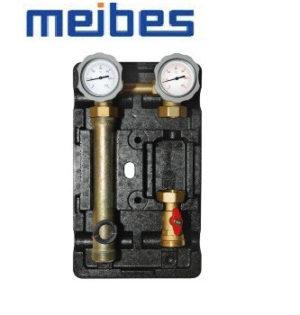 Насосная группа Meibes D-MK 1″ без насосу, подача справа