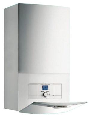 Газовый двухконтурный дымоходный котел Vaillant atmoTEC plus VUW 200/5-5