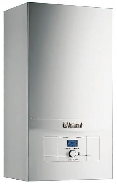 Газовый дымоходный двухконтурный котел Vaillant atmoTEC pro VUW 240/5-3