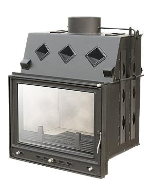 Топка стальная воздушная LECHMA PP-190 Standart 15 кВт