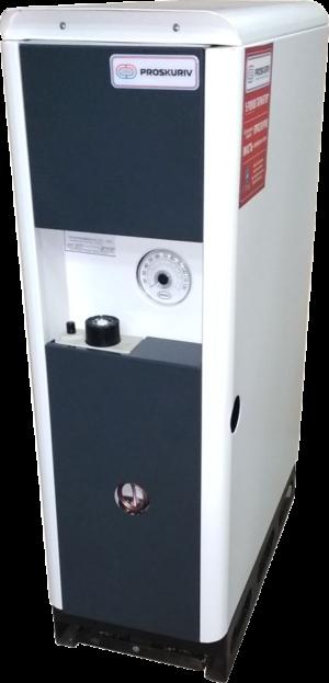 Котёл газовый дымоходный Проскуров АОГВ-10В