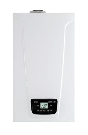Газовый конденсационный двухконтурный котел BAXI Duo-tec Compact 24 E (24 кВт)