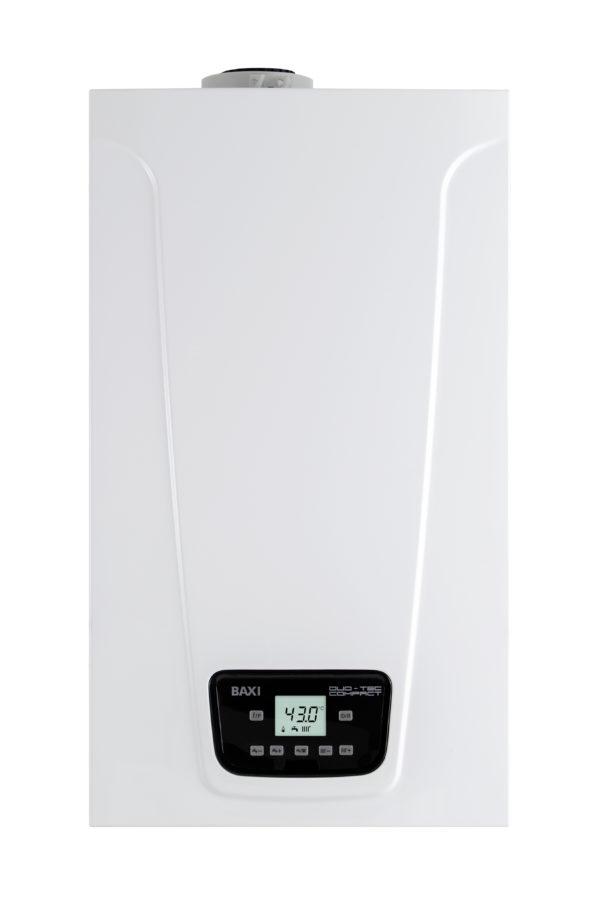 Газовый конденсационный двухконтурный котел BAXI Duo-tec Compact 24 GA (24 кВт)
