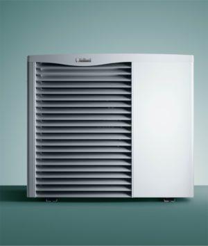 Пакетное предложение. Тепловой насос воздух-вода+охлаждение Vaillant aroTHERM VWL 115/2 A 230V (10,5 кВт) + multiMATIC VRC700/6
