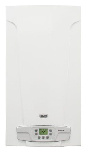 Газовый двухконтурный котел BAXI ECO 4s 10 F (10 кВт)