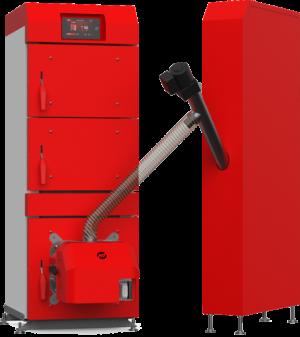 Пеллетный котел Heiztechnik HT DasPell 12 кВт