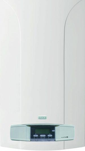 Газовый двухконтурный котел BAXI LUNA 3 240Fi (25 кВт)