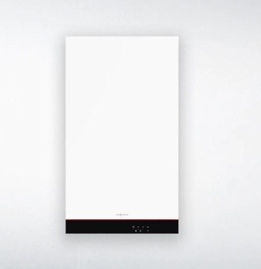 Газовый двухконтурный конденсационный котел Viessmann Vitodens 050-W (B0KA) 3.2-25.0 кВт + коаксиальный дымоход